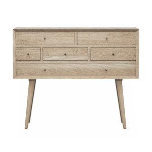 jordan chest drawers 3D model