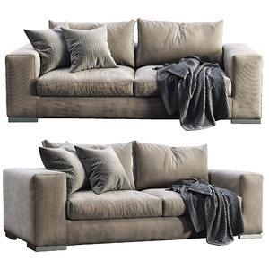 sofa espace ferlea 3D model