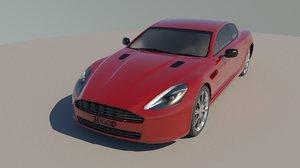 arnold 2018 3D model