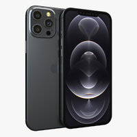 Apple iPhone 12 Pro Max Graphite