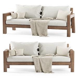 lars couch piet 3D model