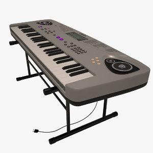 casio keyboard model