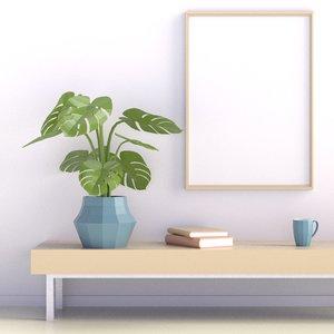 plant 06 3D model