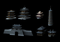 Ancient Chinese Architecture 01