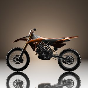 vehicles motorcycle 3D model