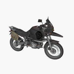 motorcycle games 3D model