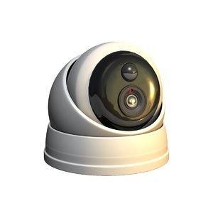 camera ceiling mount 3D model