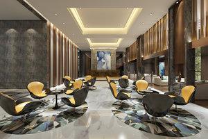 3D model lobby interiors