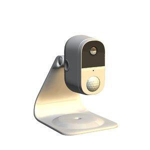 3D camera model
