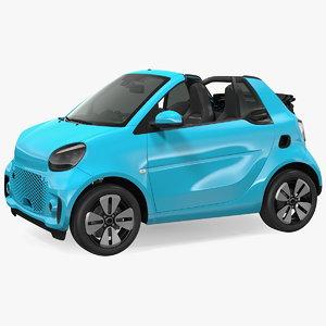 electric coupe cabrio model