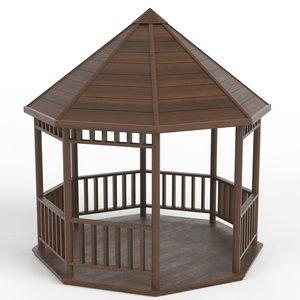 outdoor pavilion gazebo max
