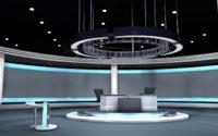 TV Virtual Set