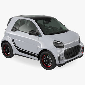 smart eq fortwo coupe model