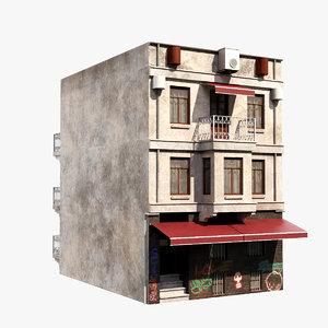 3D building v1