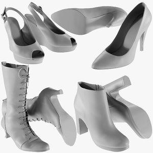 mesh heels 22 - model