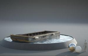 barge abc model