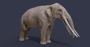 3D dinosaur animals model