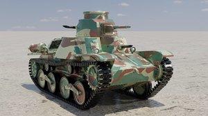 3D tanks vehicles