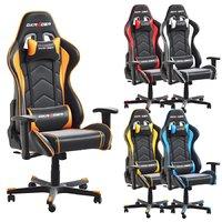 Gaming chair DXRacer Formula series, Model FE08