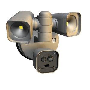 bullet camera model