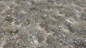 Dirt Terrain PBR Pack 17