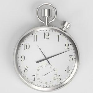 max pocketwatch stopwatch