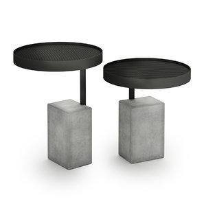 3D coffee table twist