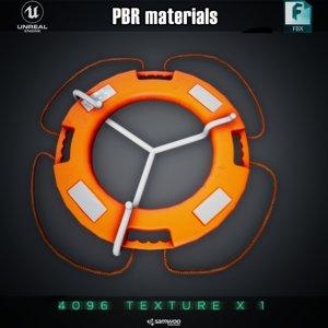 3D rescue tube