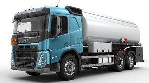 3D fm 2020 tanker