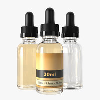 bottle 30ml dropper type2