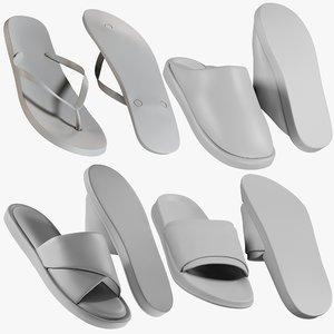 mesh shoes 33 - model