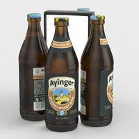 Beer Bottle Ayinger Jahrhundert Bier 500ml 2020
