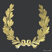 Wreath 01 cnc