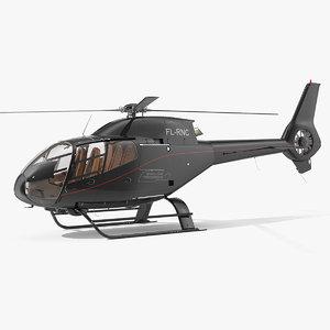 3D eurocopter ec120 colibri 120