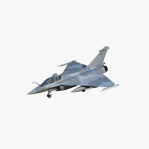 rafale b hellenic air force 3D