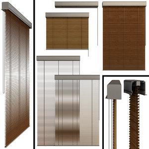 3D shutter windows doors
