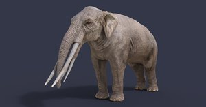 extinct animals version 13 3D model