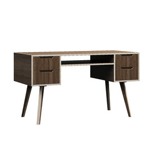 3D hey ply computer desk