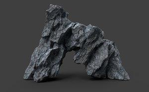 3D model rock games