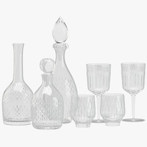 baccarat accessory 3 3D