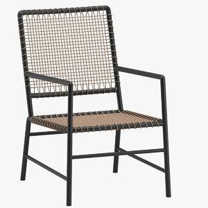 chair 189 3D model