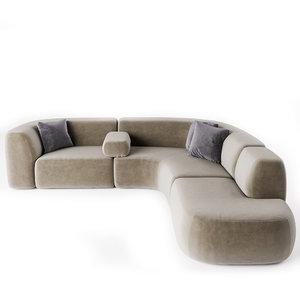 3D bo sofa piet boon