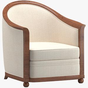 3D chair 199