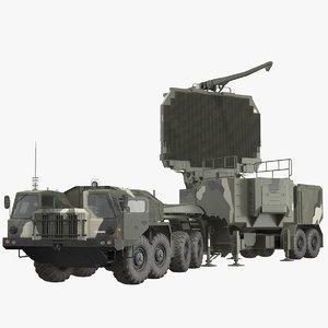 3D maz 74106 64n6 big model