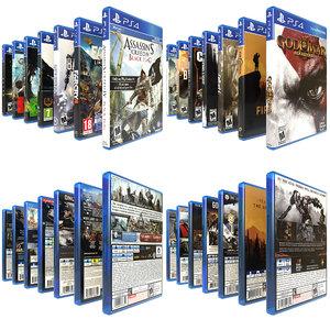 ps4 games 14 3D