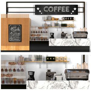 3D cafes