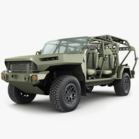 Chevy Colorado ZR2 military ISV