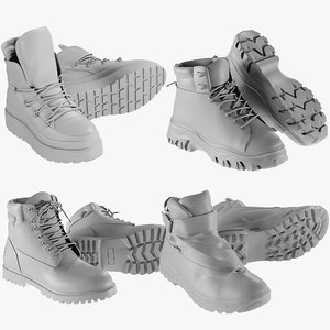 mesh shoes 42 - 3D