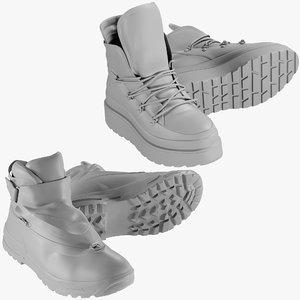 3D mesh shoes 40 - model