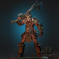 Goliath Anim Rig